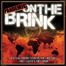 настольная игра Pandemic On The Brink