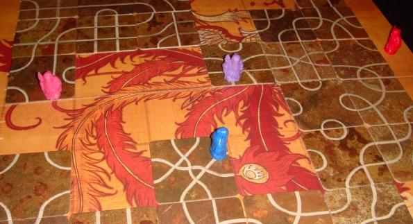 Настольная игра Цуро (Tsuro)